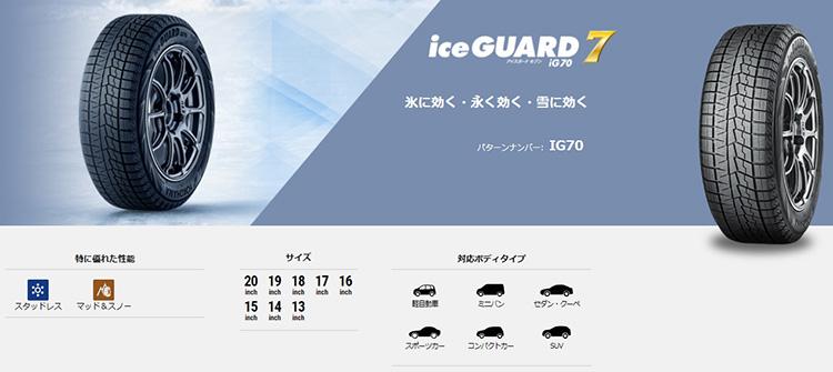 YOKOHAMA_iceGUARD 7